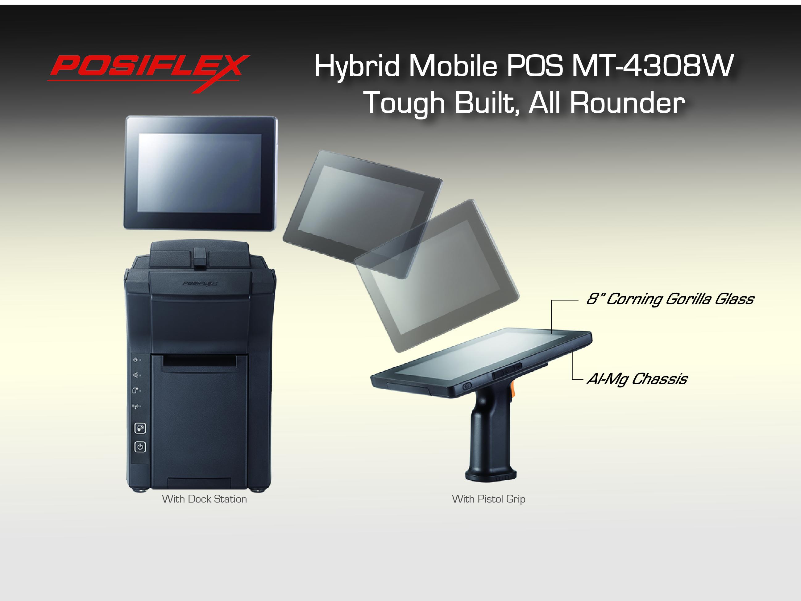 MT-4308W | ForPOS